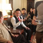 JT Tran invited to Yale University's exclusive Master's Tea